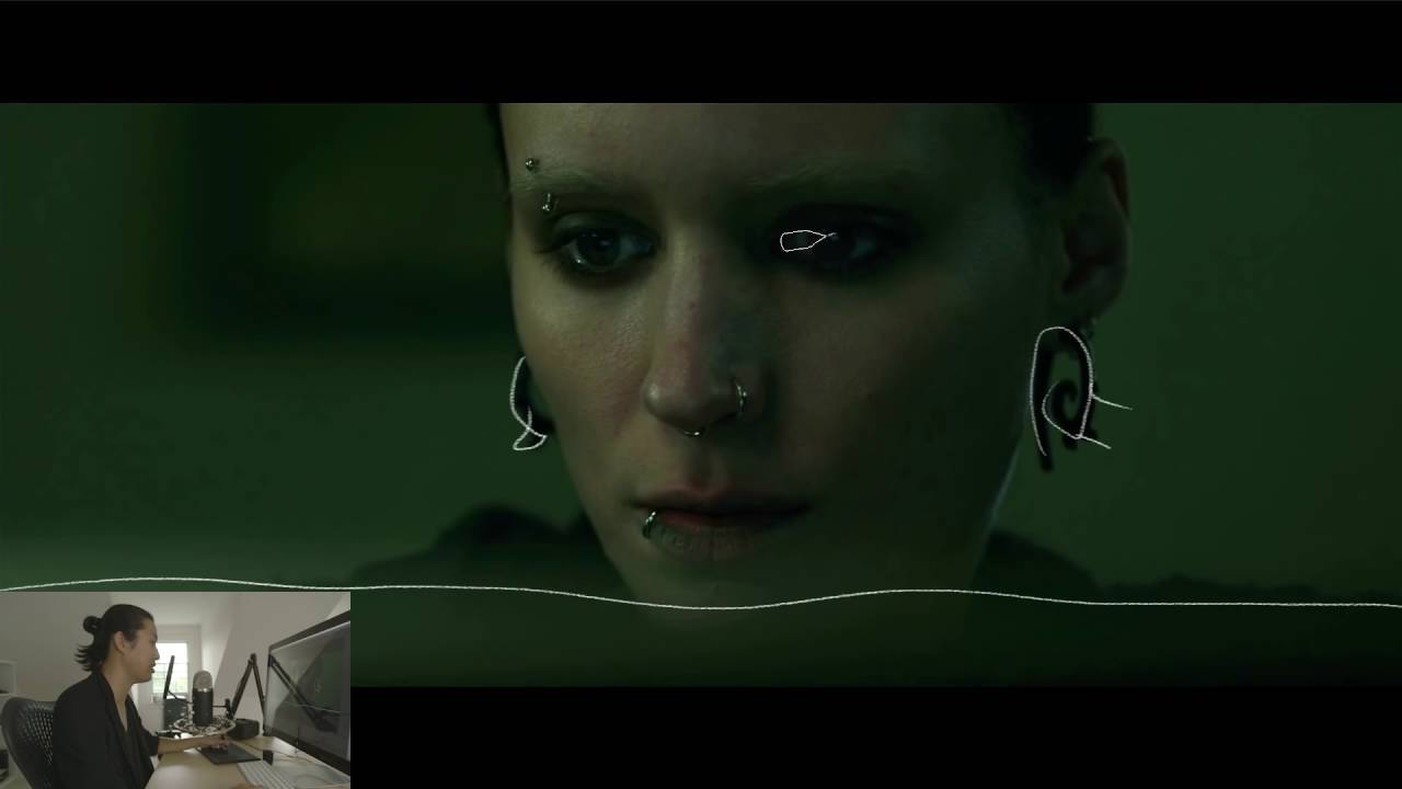 The Cinematography of The Girl with the Dragon Tattoo