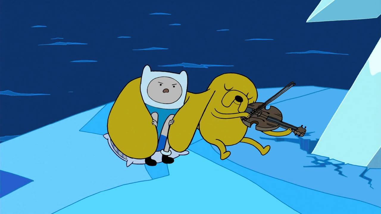 Adventure Time Songs: Home