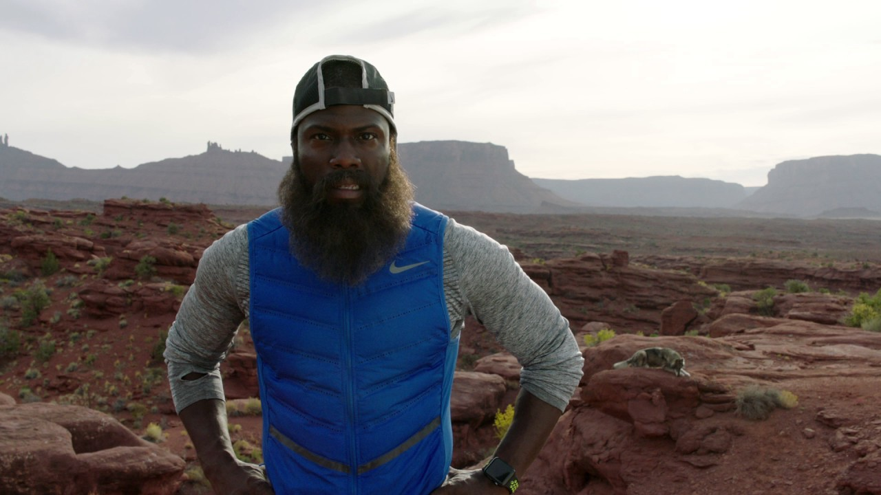 The Man Who Kept Running, feat. Kevin Hart | Halfway Point