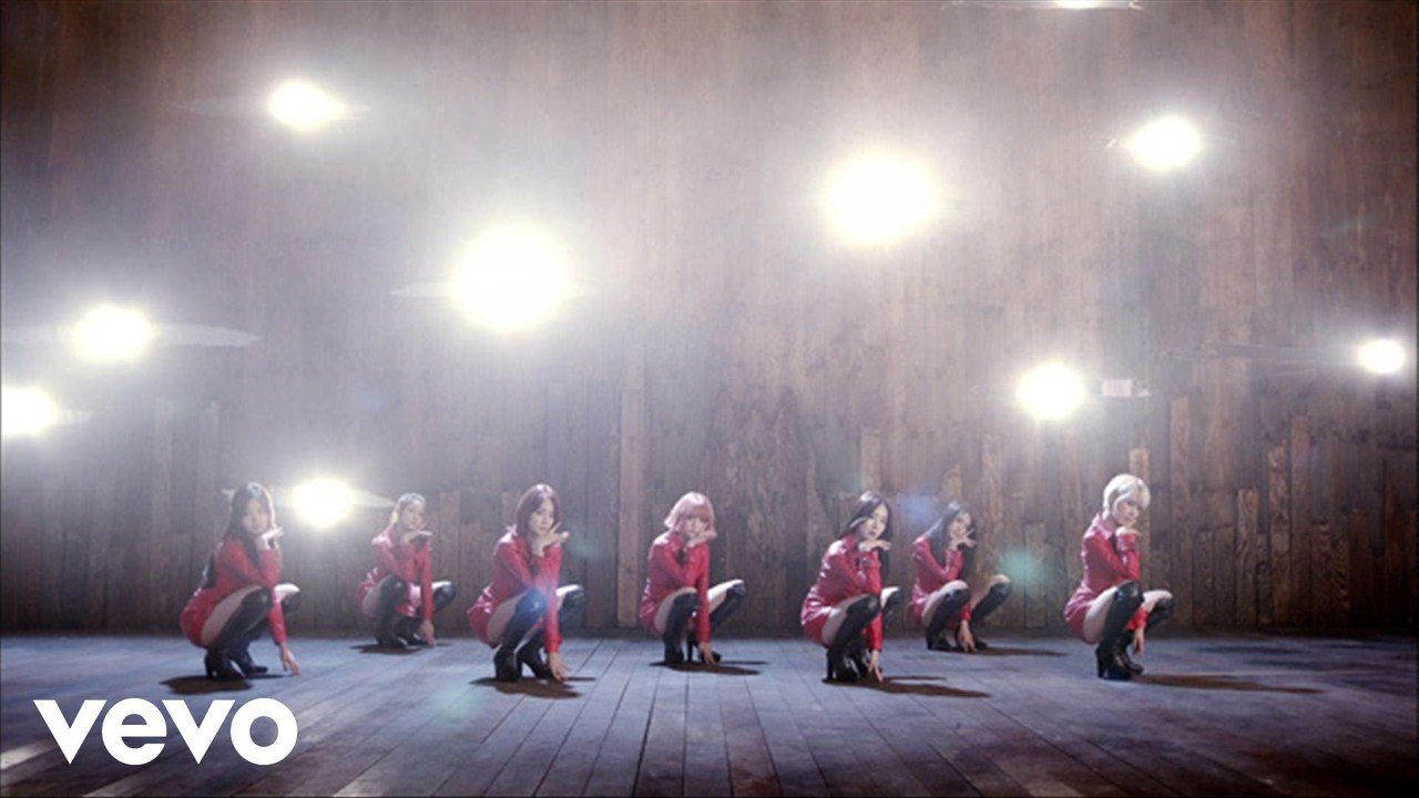 AOA - Like a Cat -Dance ver.-