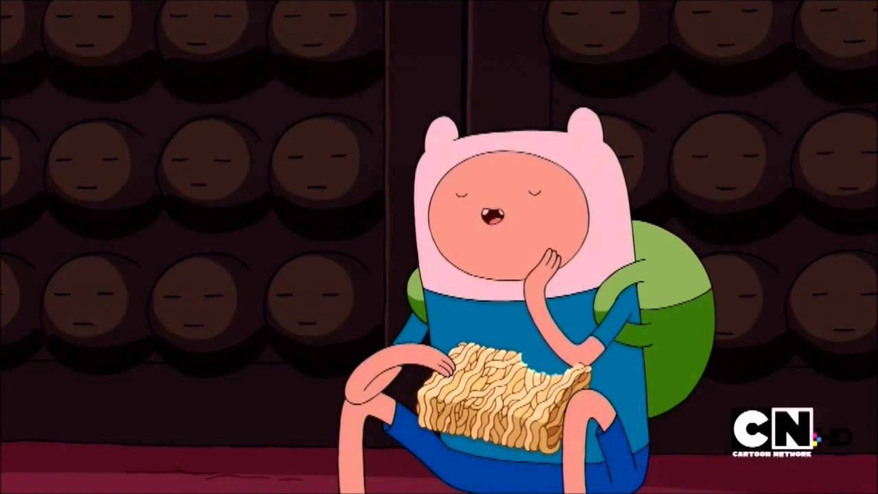Finn - A Song About Noodles (Adventure Time)