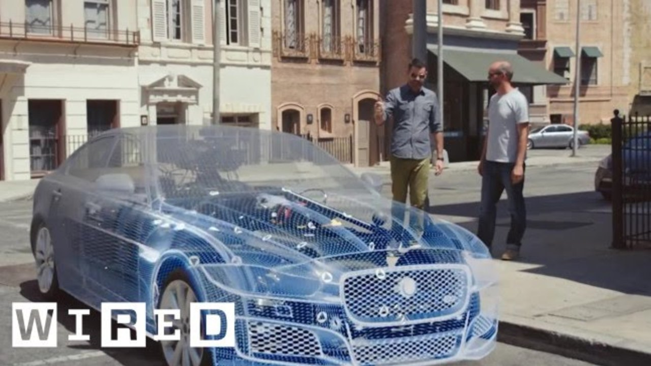 The Blackbird is Any Car You Want it to Be, Thanks to Movie Magic   WIRED
