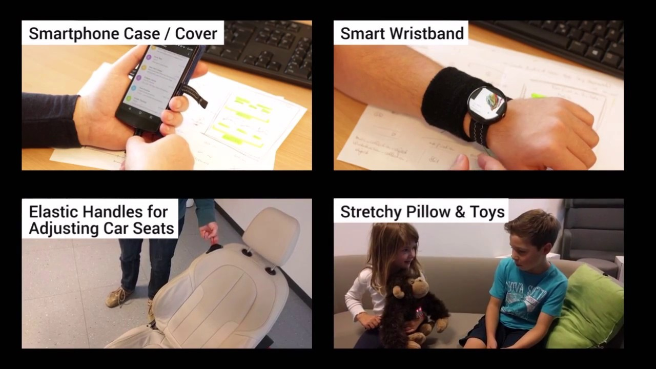 StretchEBand - Enabling fabric-based interactions through Rapid Fabrication of Textile Stretch ...