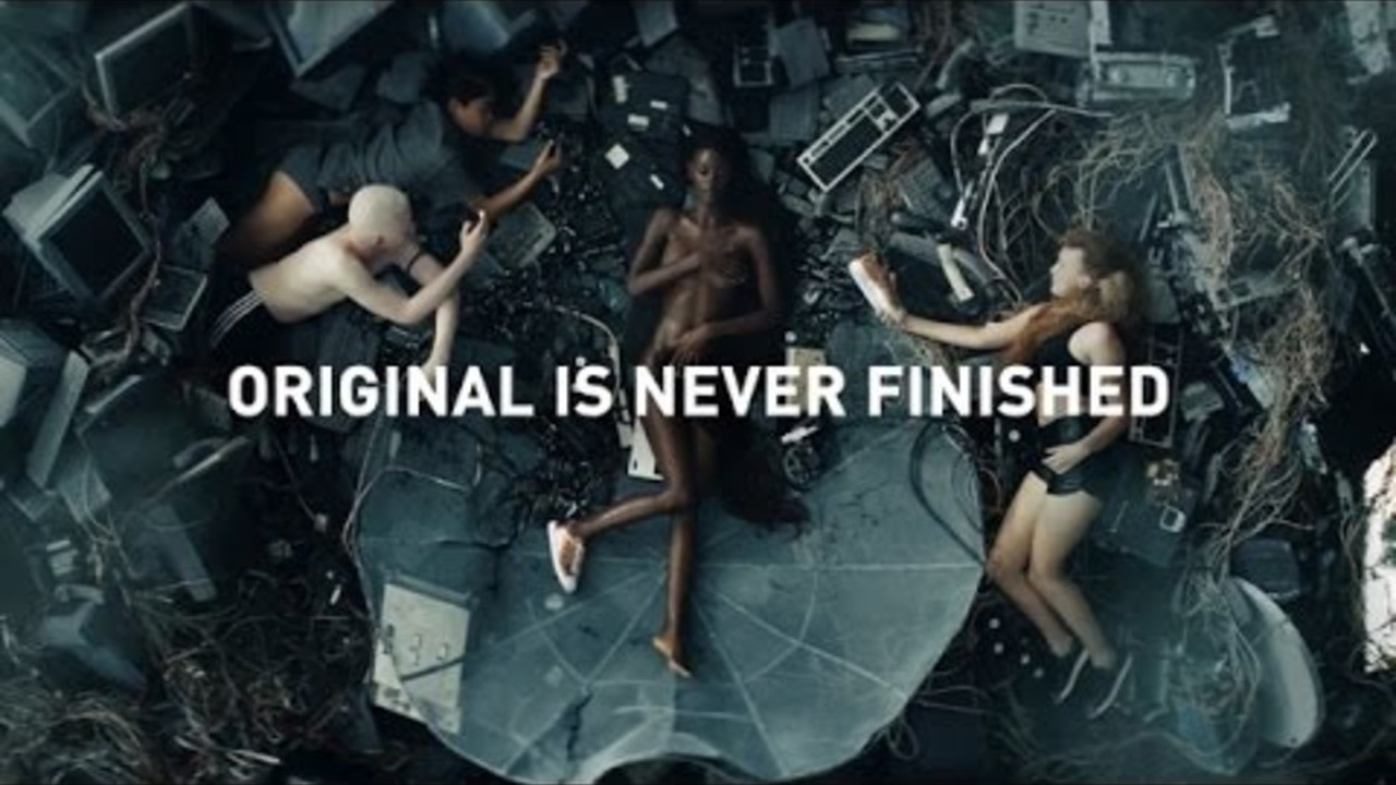adidas - ORIGINAL Is Never Finished