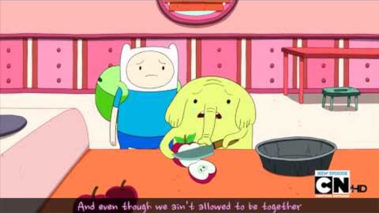 Adventure Time - Dream Of Love [Subs]