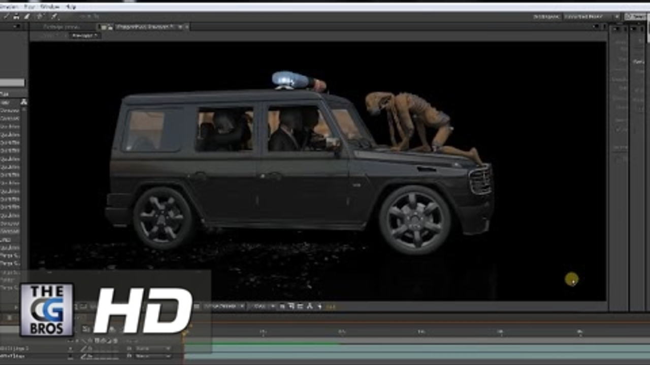 CGI VFX Making of HD: