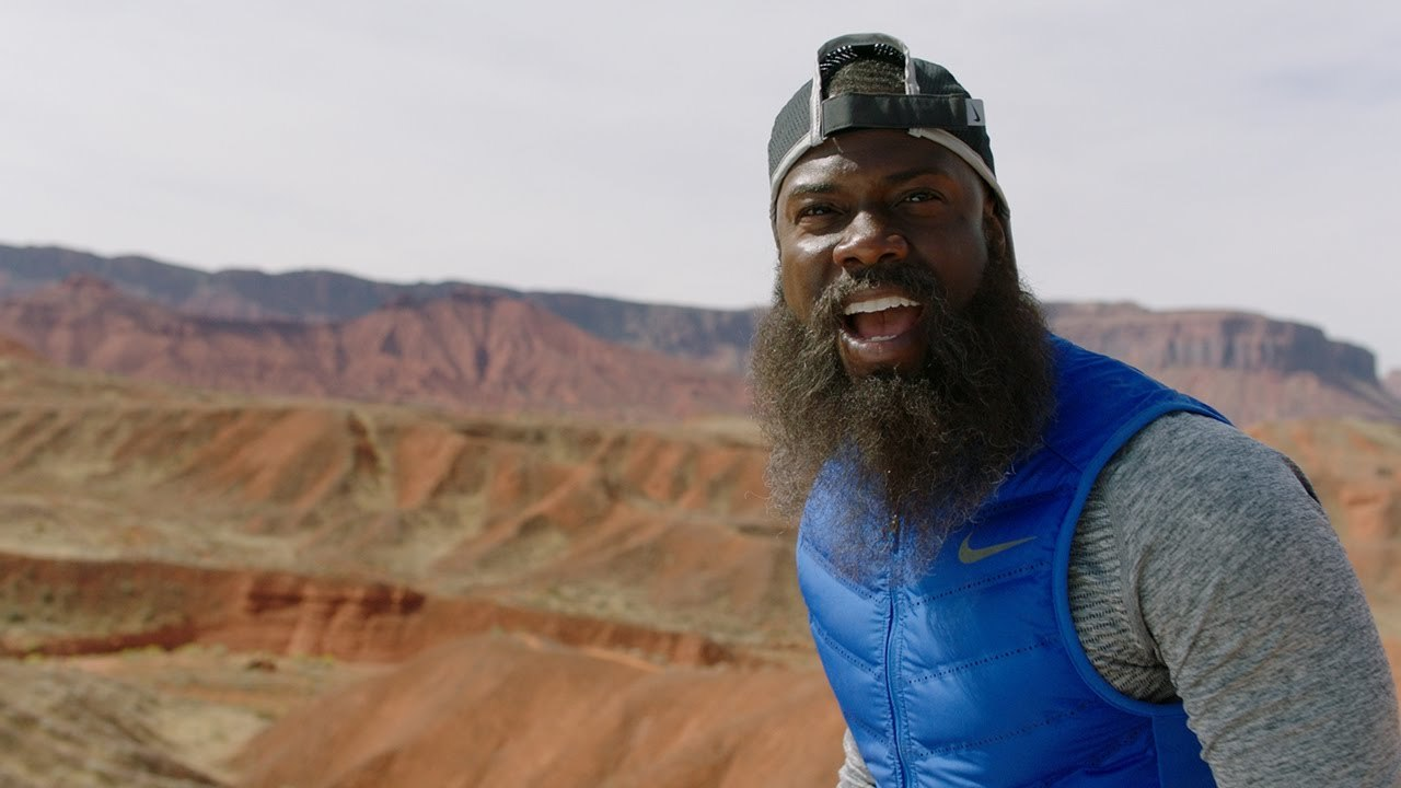 The Man Who Kept Running feat. Kevin Hart