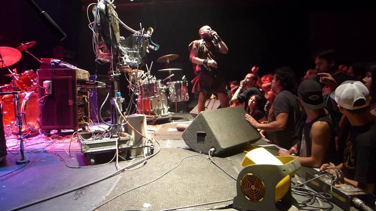 CAPTURED! BY ROBOTS - 8/13/16 @ Oakland Metro Operahouse