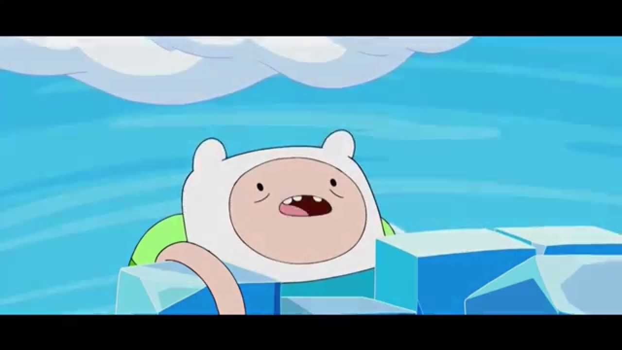 Adventure Time | Baby's Building A Tower Into Space