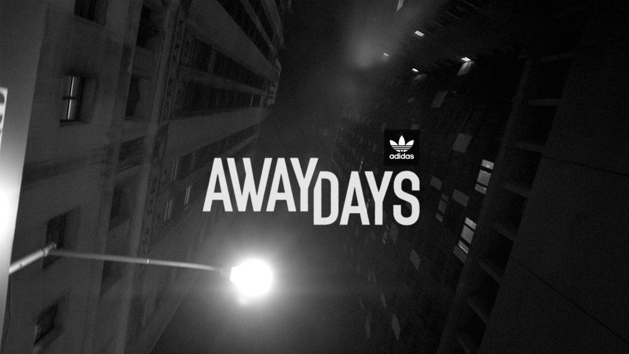 adidas Skateboarding Away Days - iTunes Edition Now Available