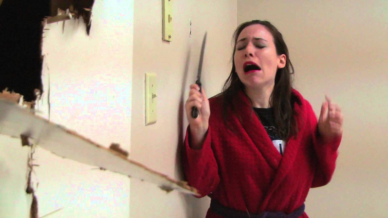 The Shining: Here's Johnny remake