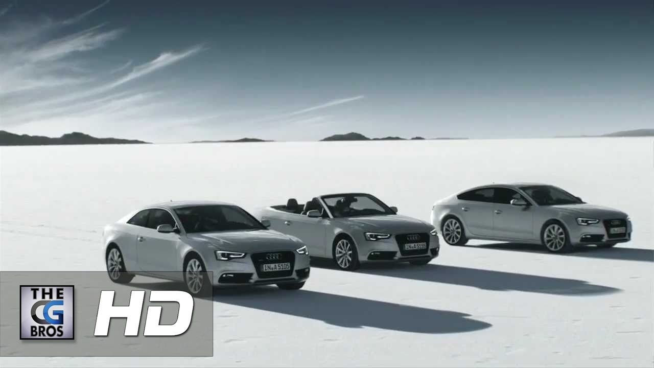 CGI Making Of:  Audi