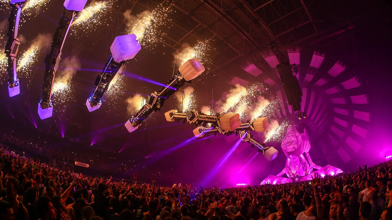 Qlimax 2014   Noisecontrollers Anthem Show