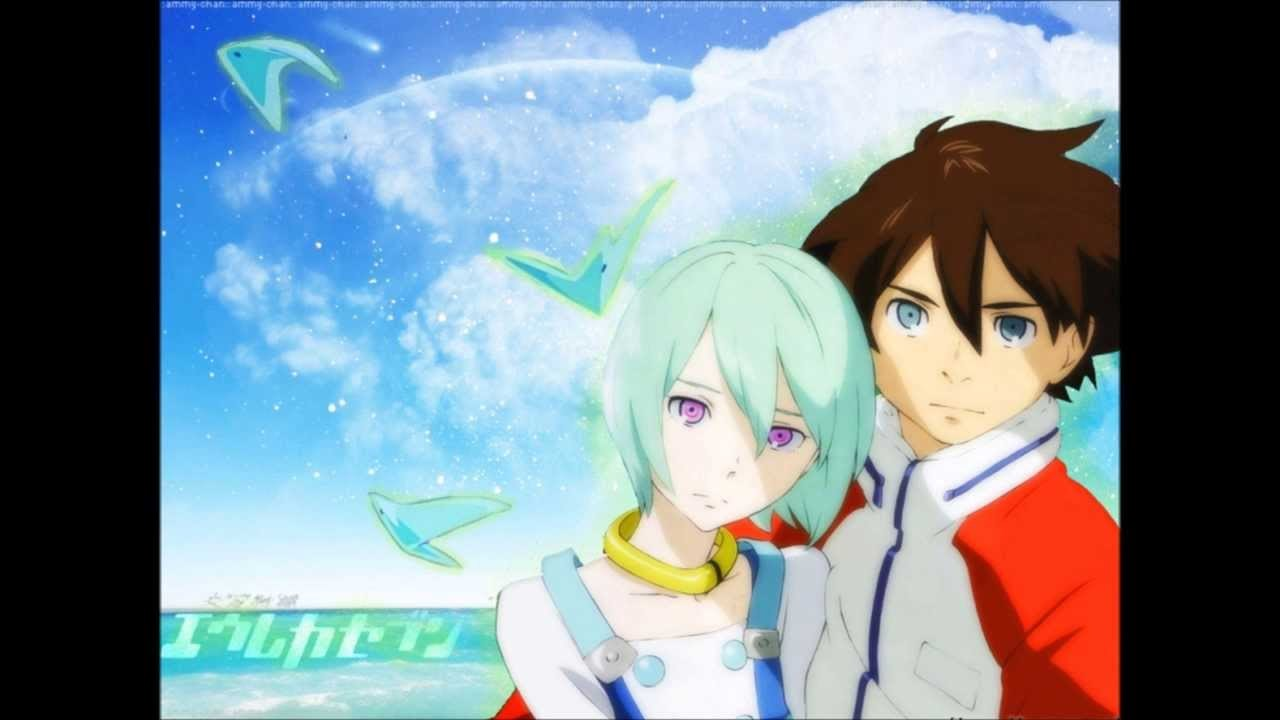 Eureka Seven OST 1 Disc 2 Track 10 - Warmth Within Hopelessness, However...