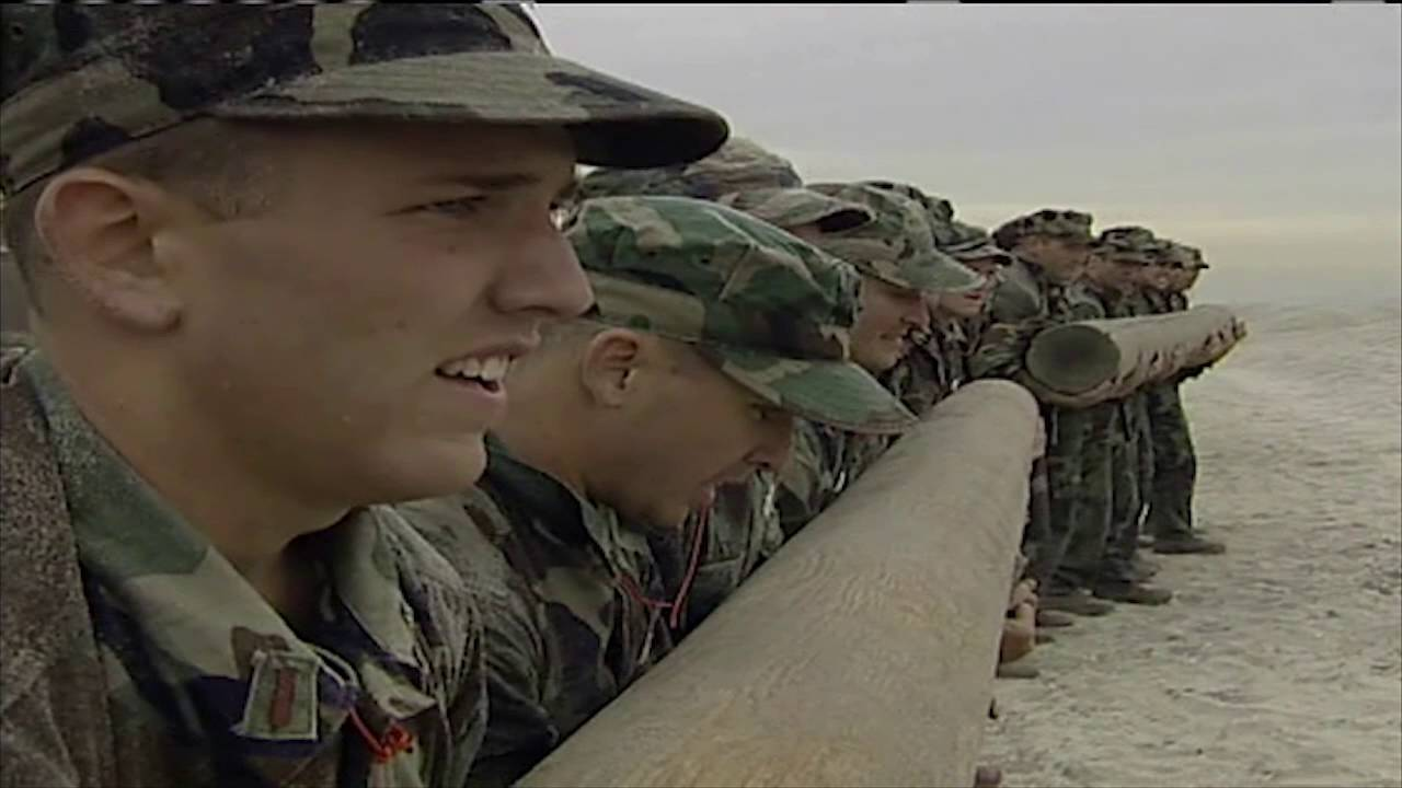 Navy SEALs BUDS Class 234 Pt3 Two weeks and one long day