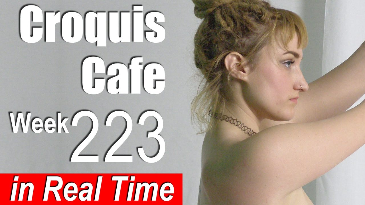 Croquis Cafe: Figure Drawing Resource No. 223