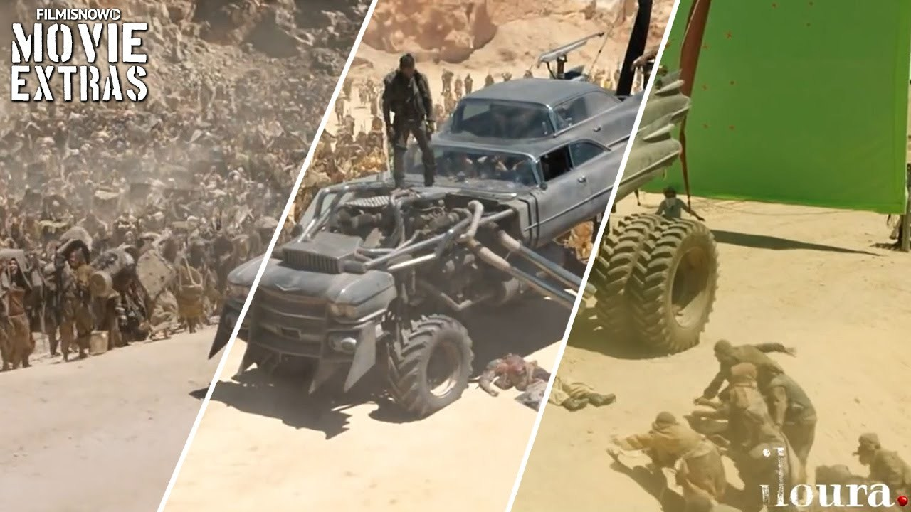 Mad Max: Fury Road - VFX Breakdown by Iloura (2015)