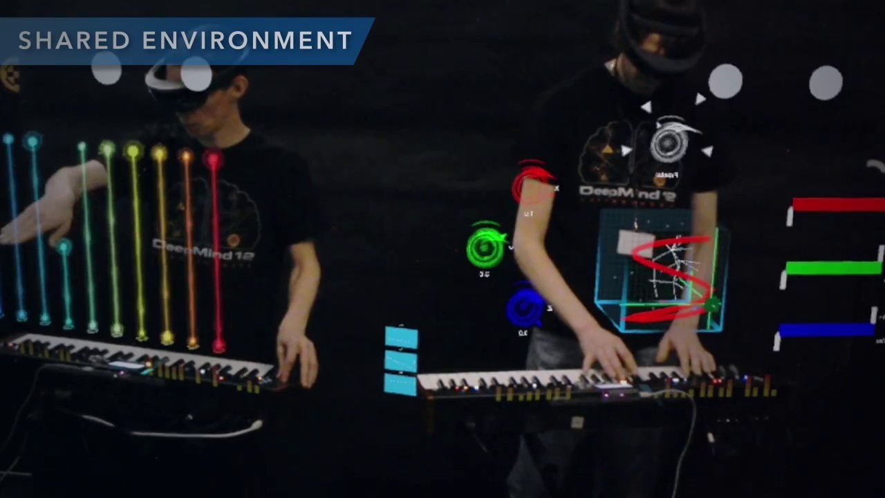 DeepMind12 Augmented Reality