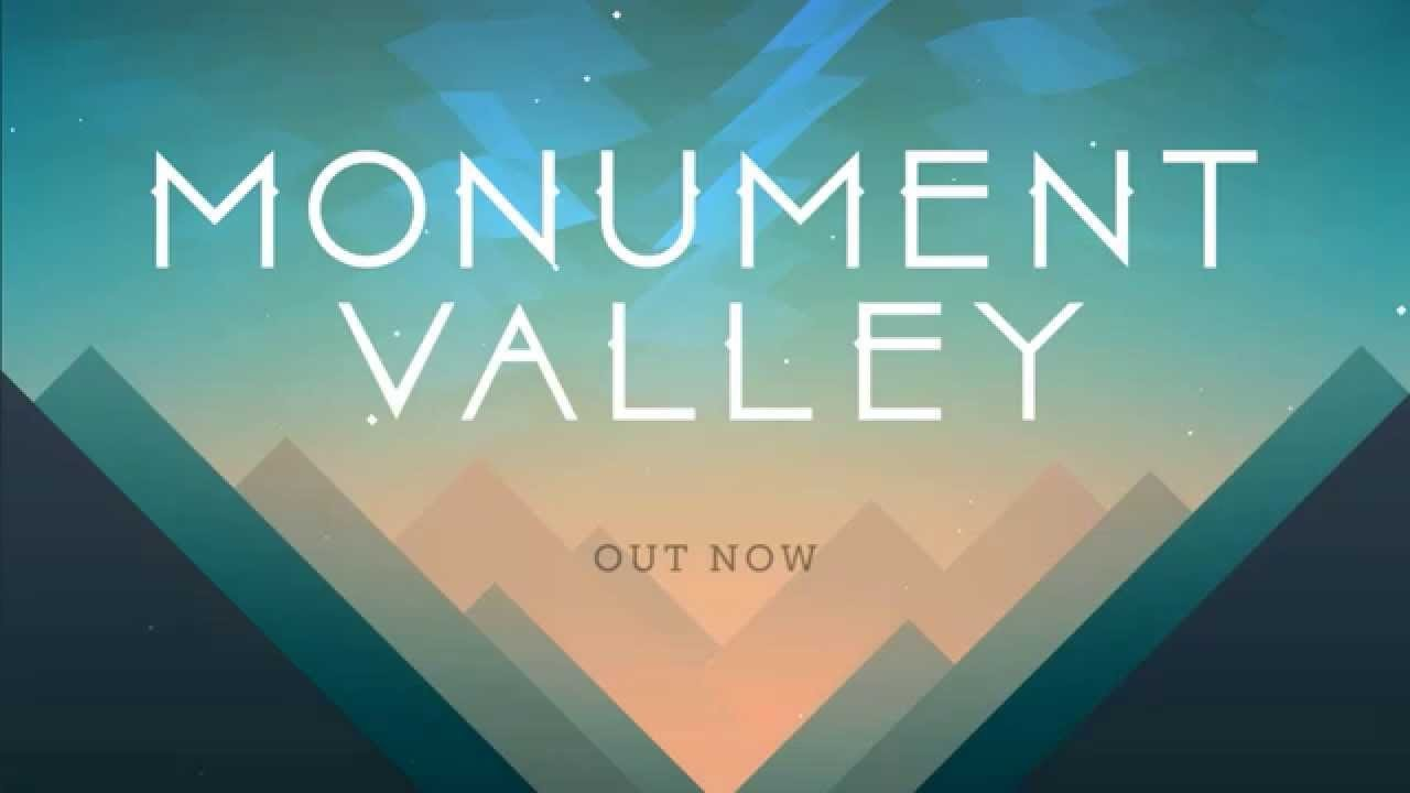Release Trailer - Monument Valley Game - out now