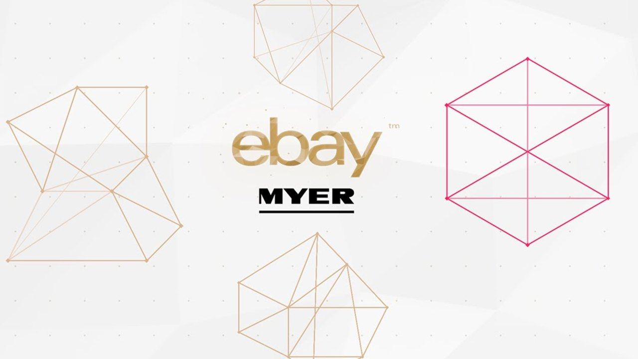 The World's First Virtual Reality Department Store - brought to you by eBay and Myer