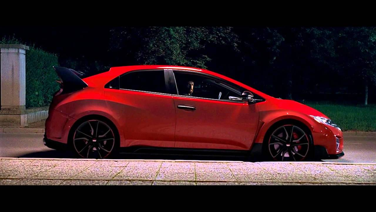 Behind The Work: Honda Civic Type R 'The Other Side'