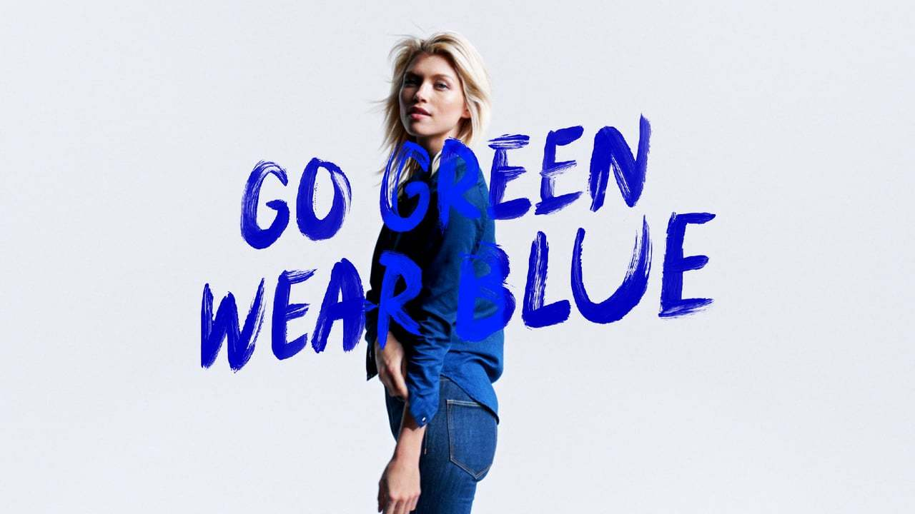 H&M - Go Green. Wear Blue.