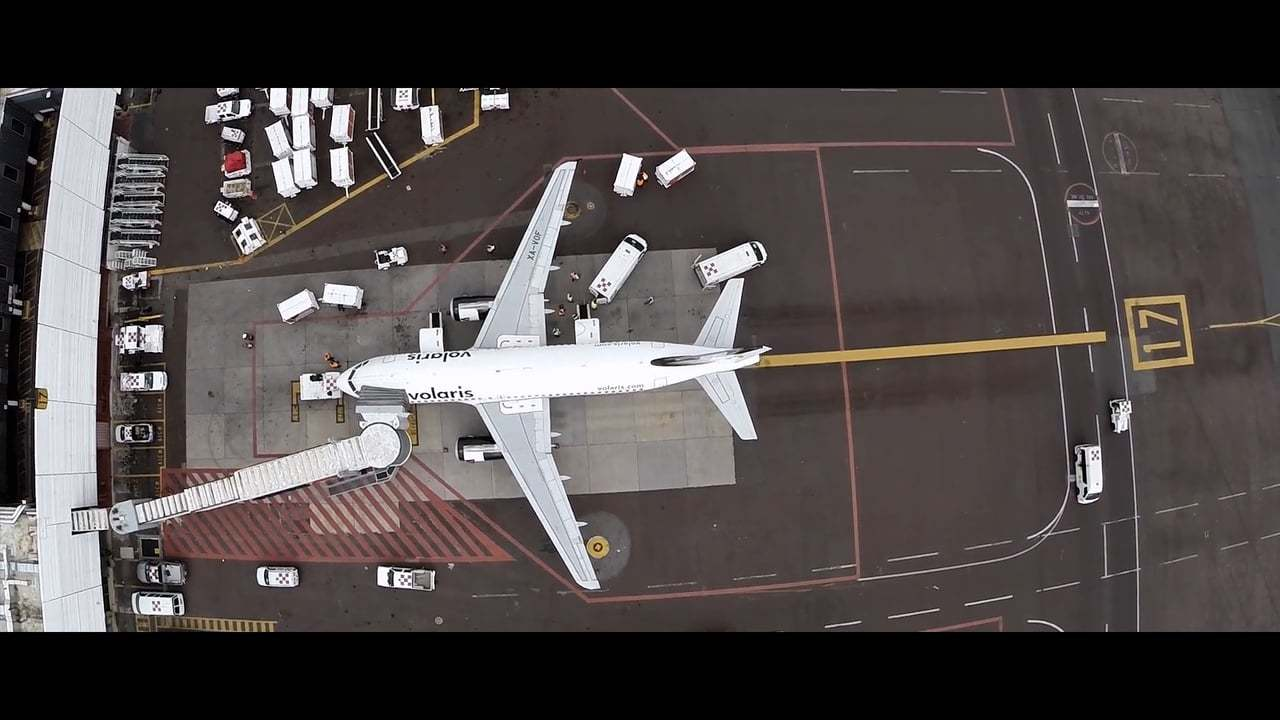 NYCDFF 2015 AUDIENCE CHOICE WINNER: MEX AIRPORT FROM ABOVE