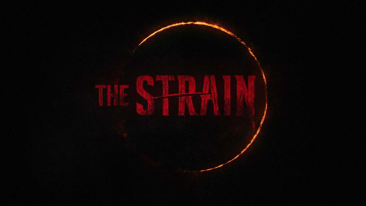 THE STRAIN : GRAPHIC IDENTS
