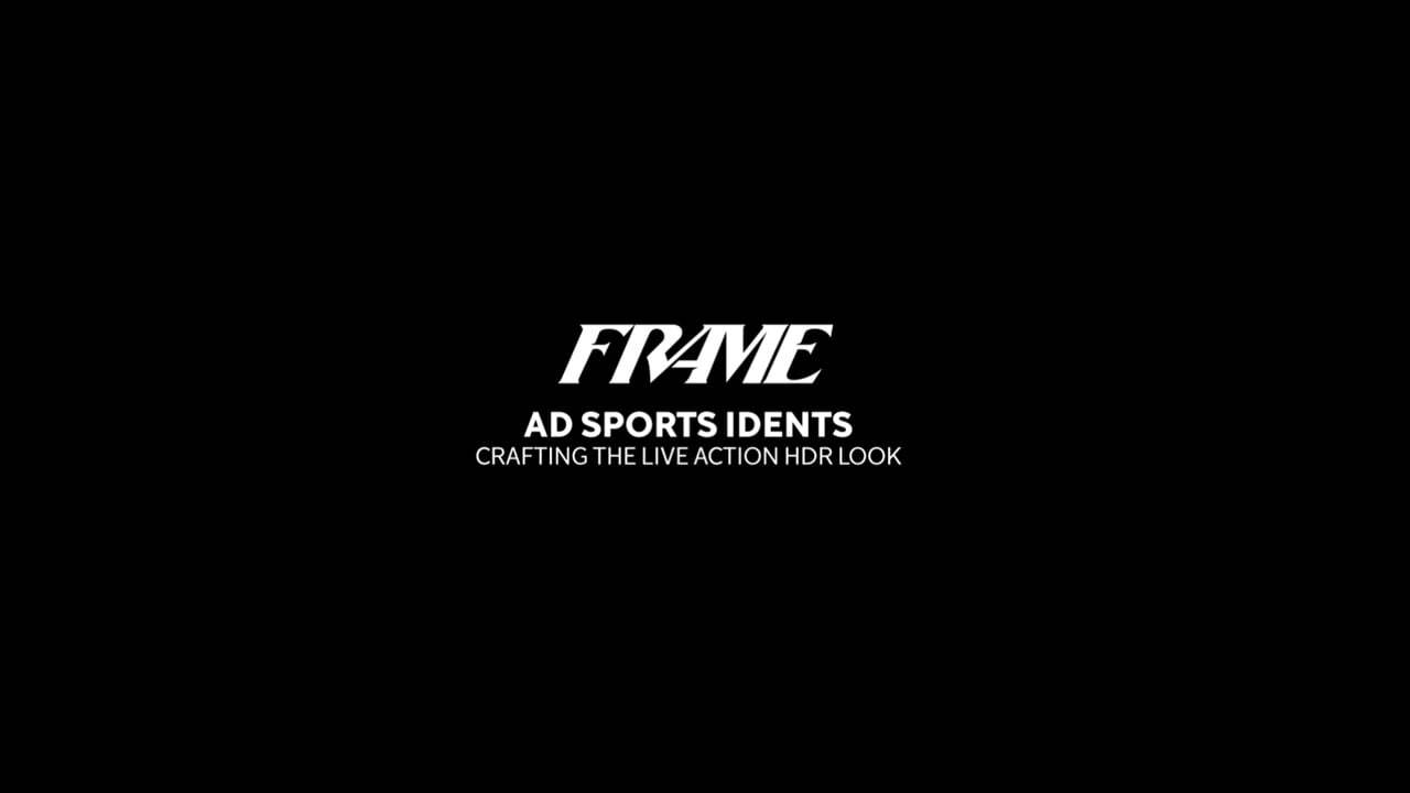 AD Sports TV - Behind the scenes