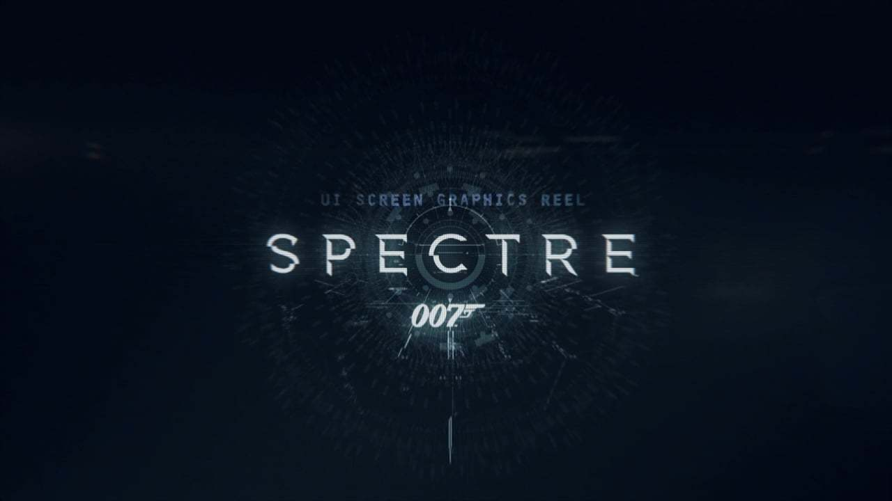 Rushes UI Screen Graphics Reel // SPECTRE