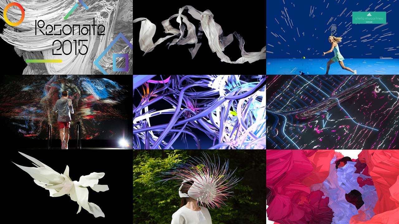FIELD Showreel 2015
