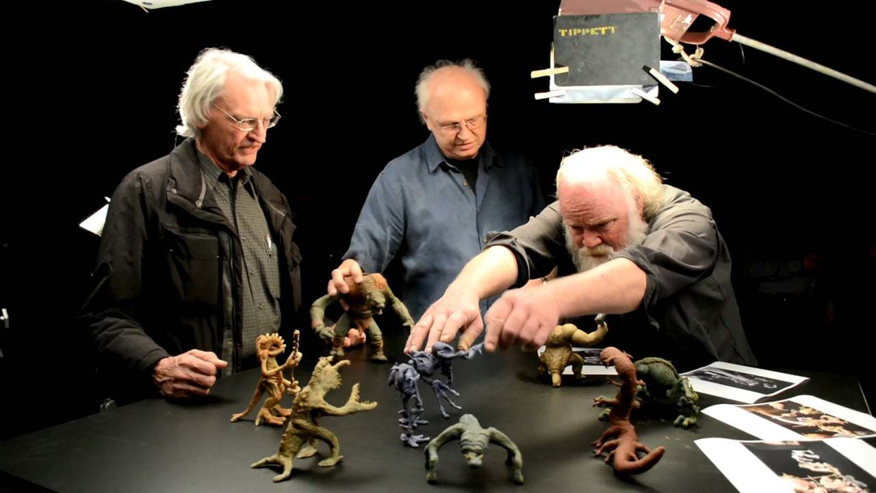 The Force Awakens - Tippett Studio Holochess Stop-Motion Reel