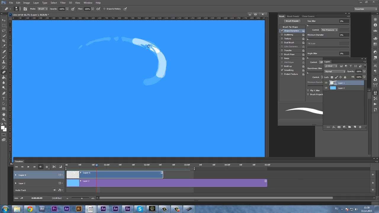 Flash fx Liquid Shape Tutorial I After effects + Photoshop