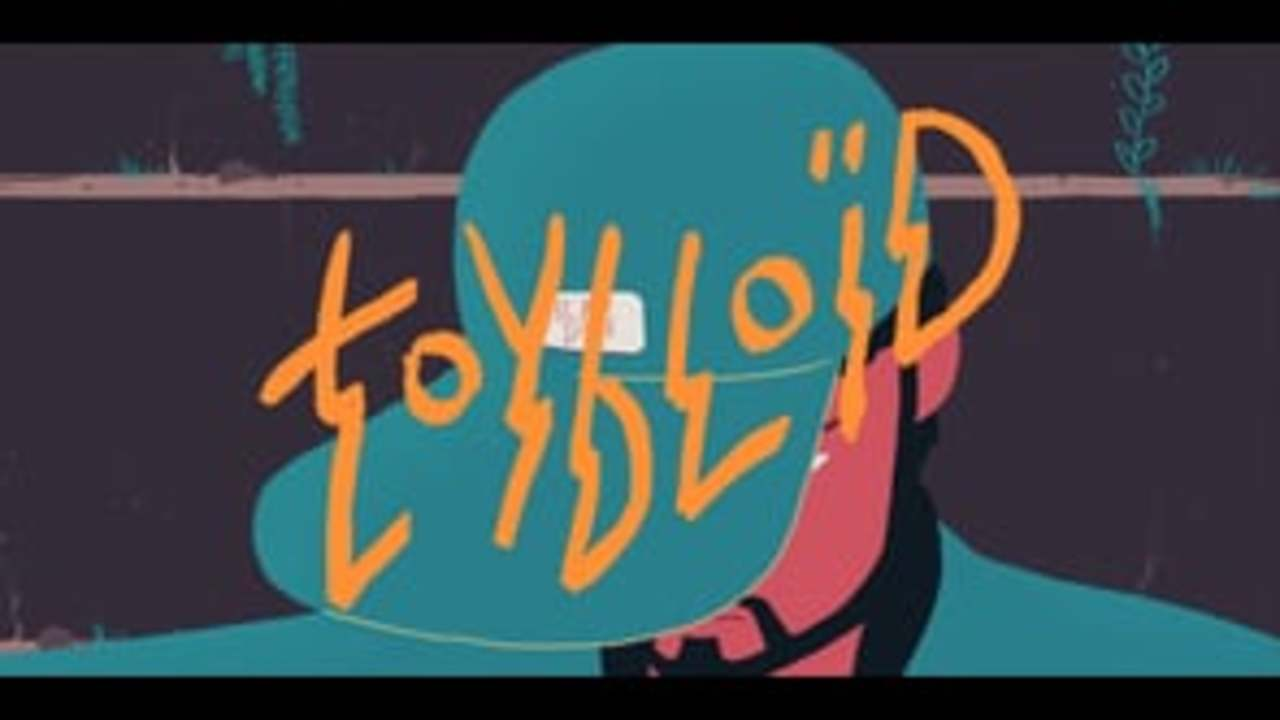 TOYBLOÏD • If You Dare • (Official Music Video)
