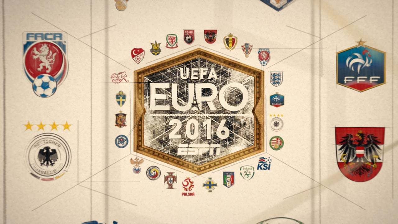 ESPN Euro Cup 2016 Broadcast Package