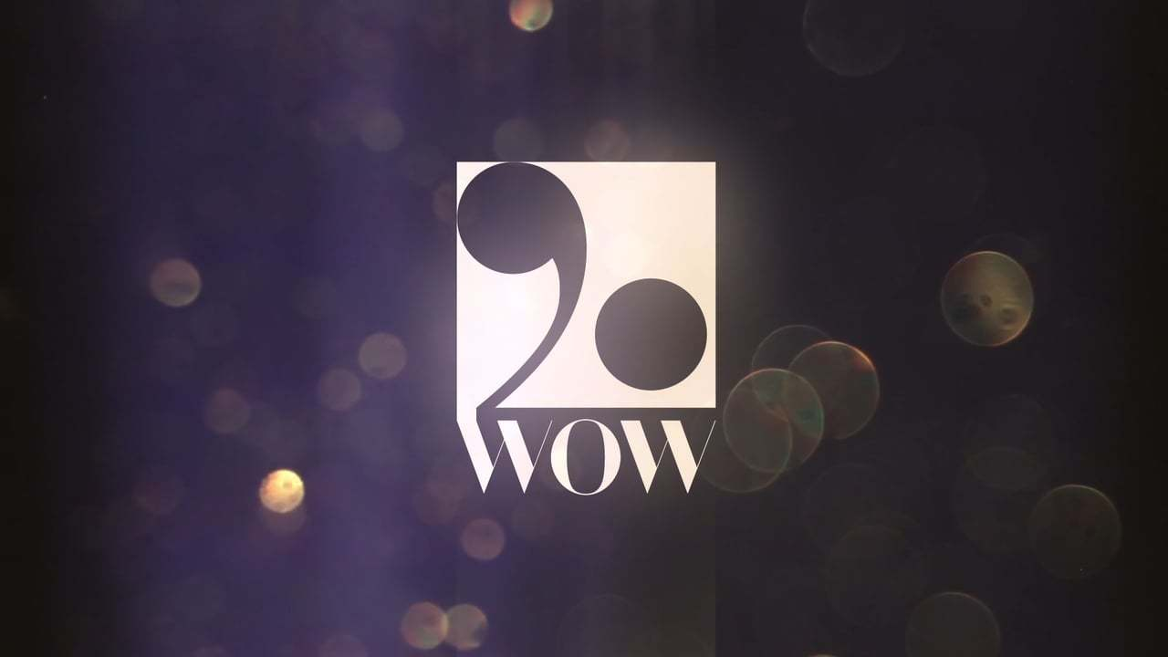 WOW20th Anniversary Movie Logo 'Glittering Particles'