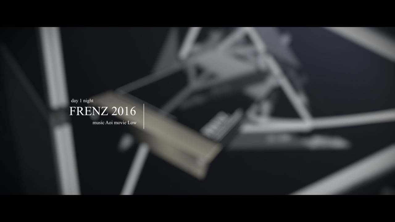 【FRENZ 2016】soar to Ø