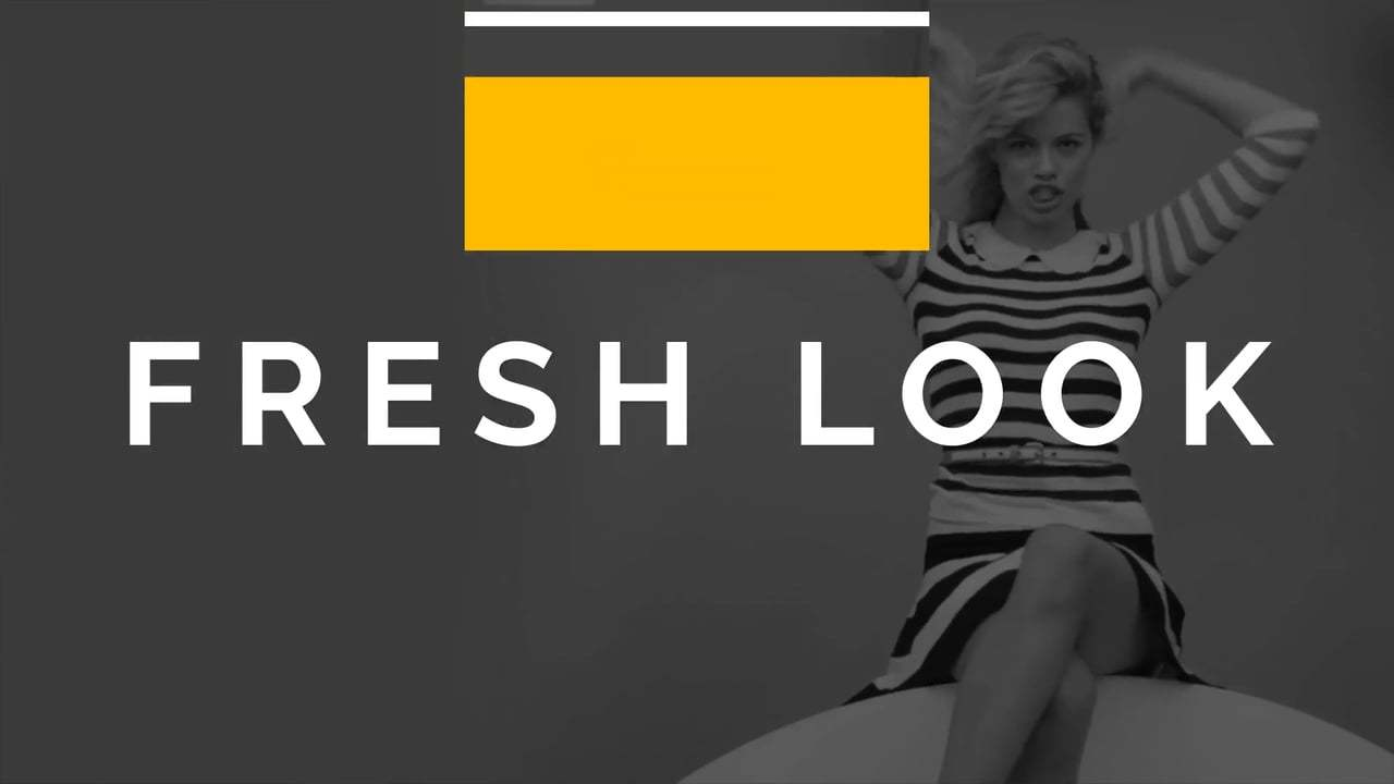 After Effects Template - Fashion Promo Event