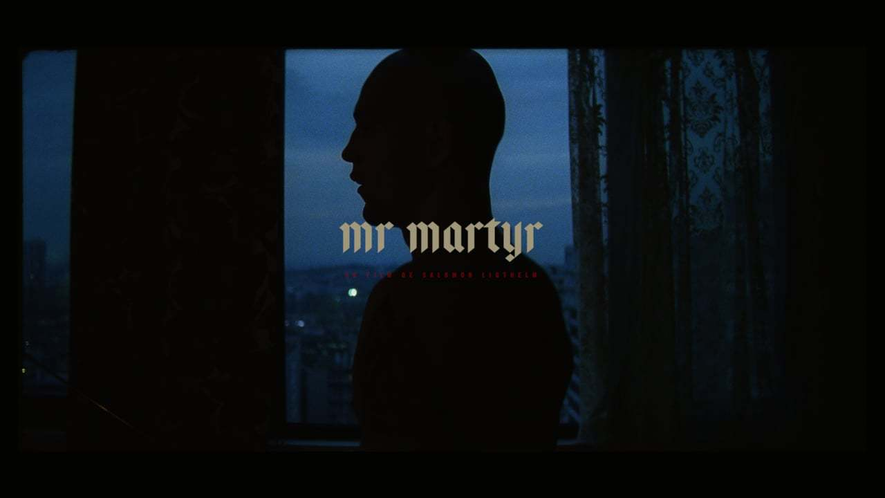 Mr Martyr - Teaser