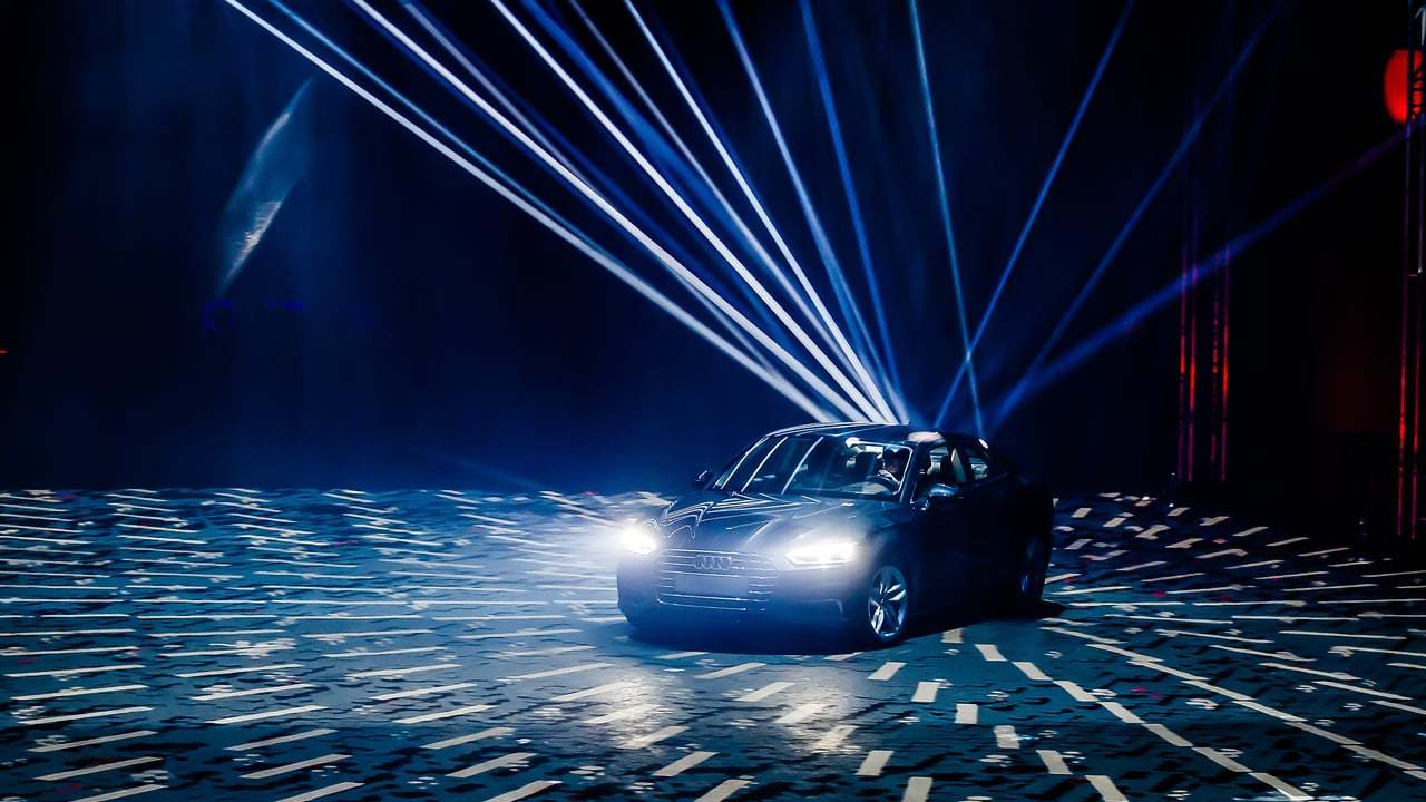 Audi A5 Launch: Artificial Intelligence vs. YOU
