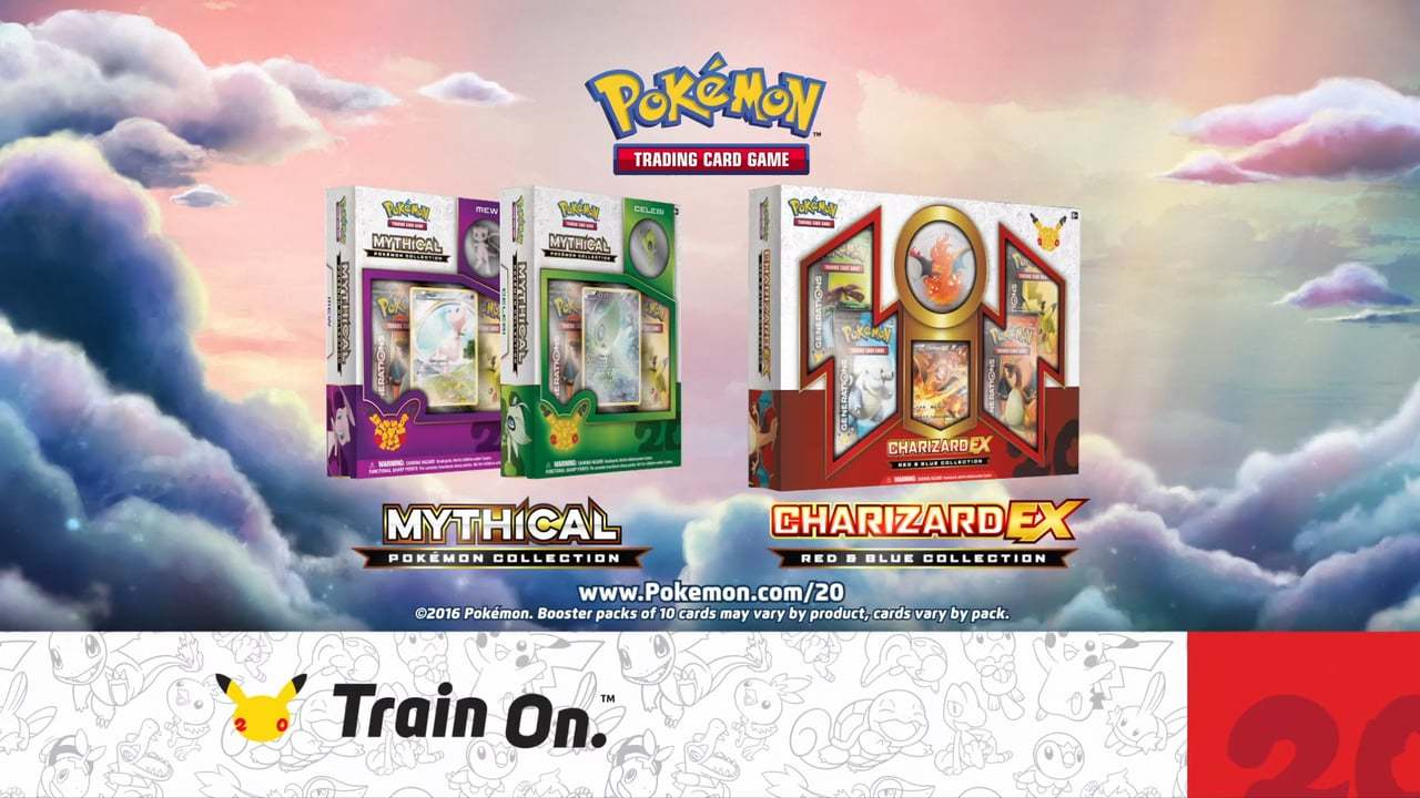 Pokemon - Mythical