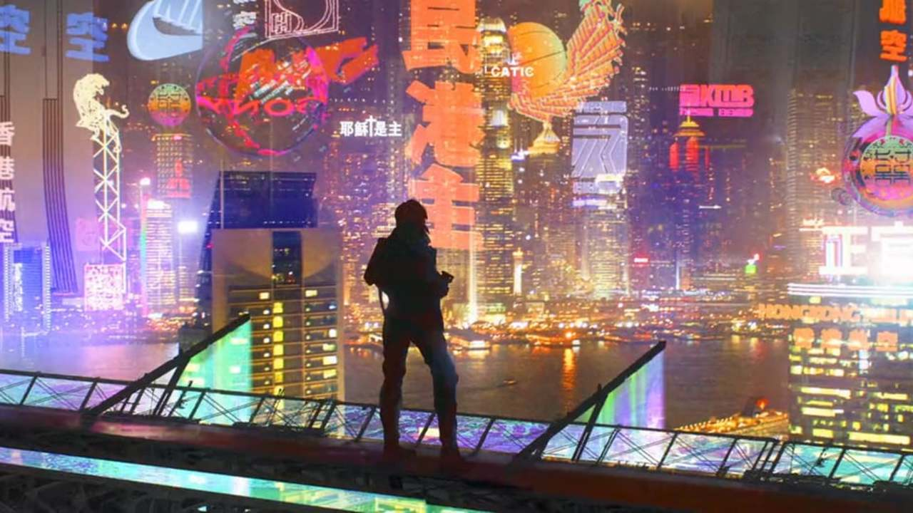 GHOST IN THE SHELL - REEL