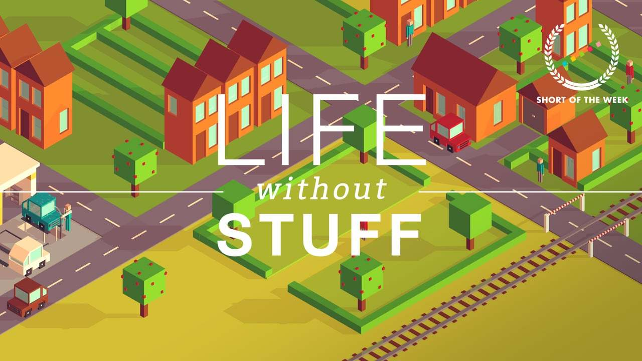 Life without Stuff