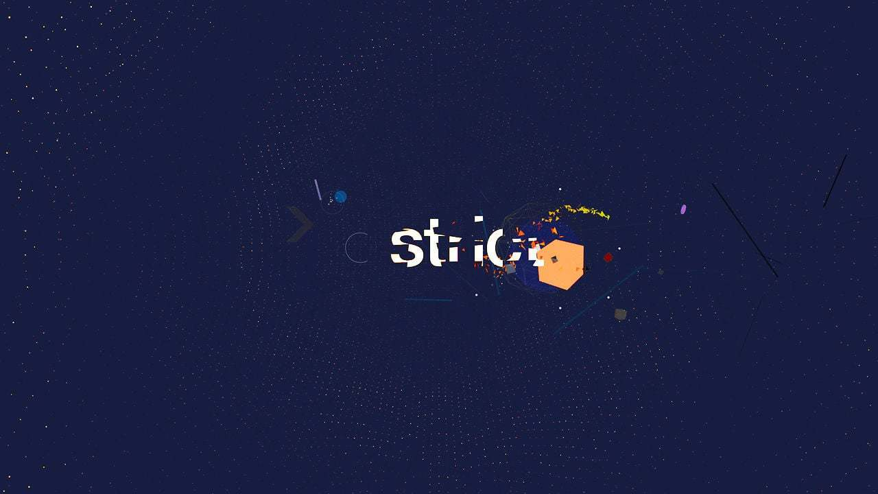 d'strict brand Title sequence
