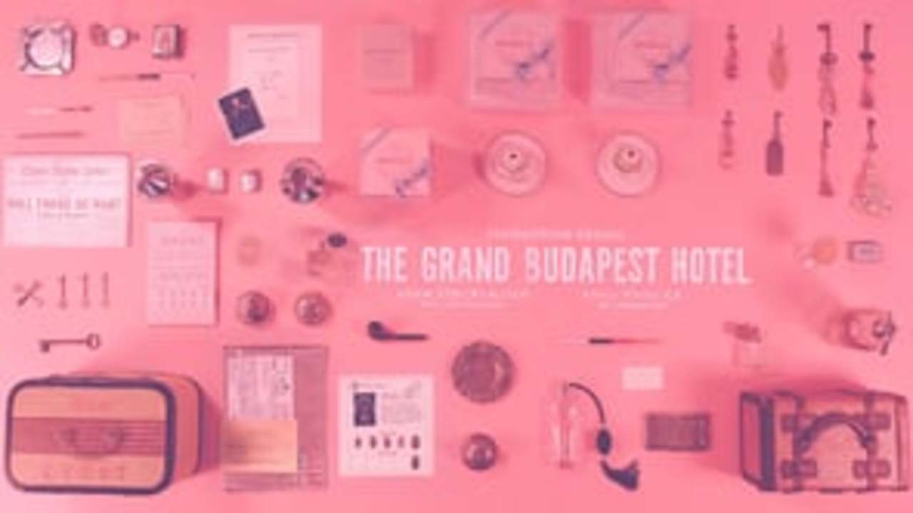 Production Design Nomination Title Sequence- Oscars - 2015