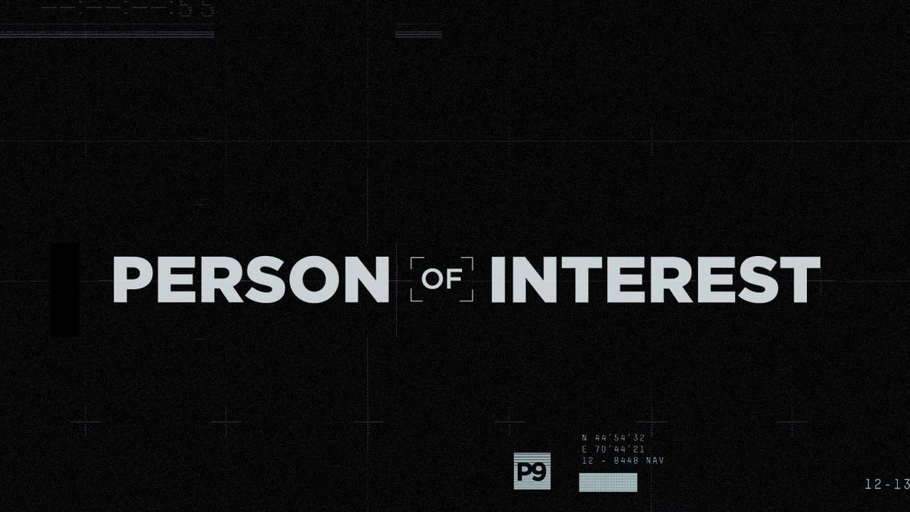 PERSON OF INTEREST : TITLE SEQUENCE