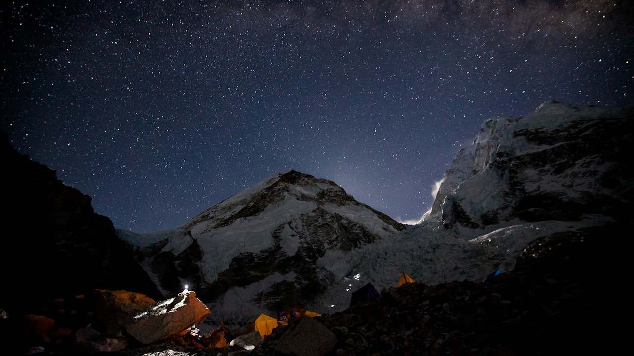 Everest -A time lapse short film