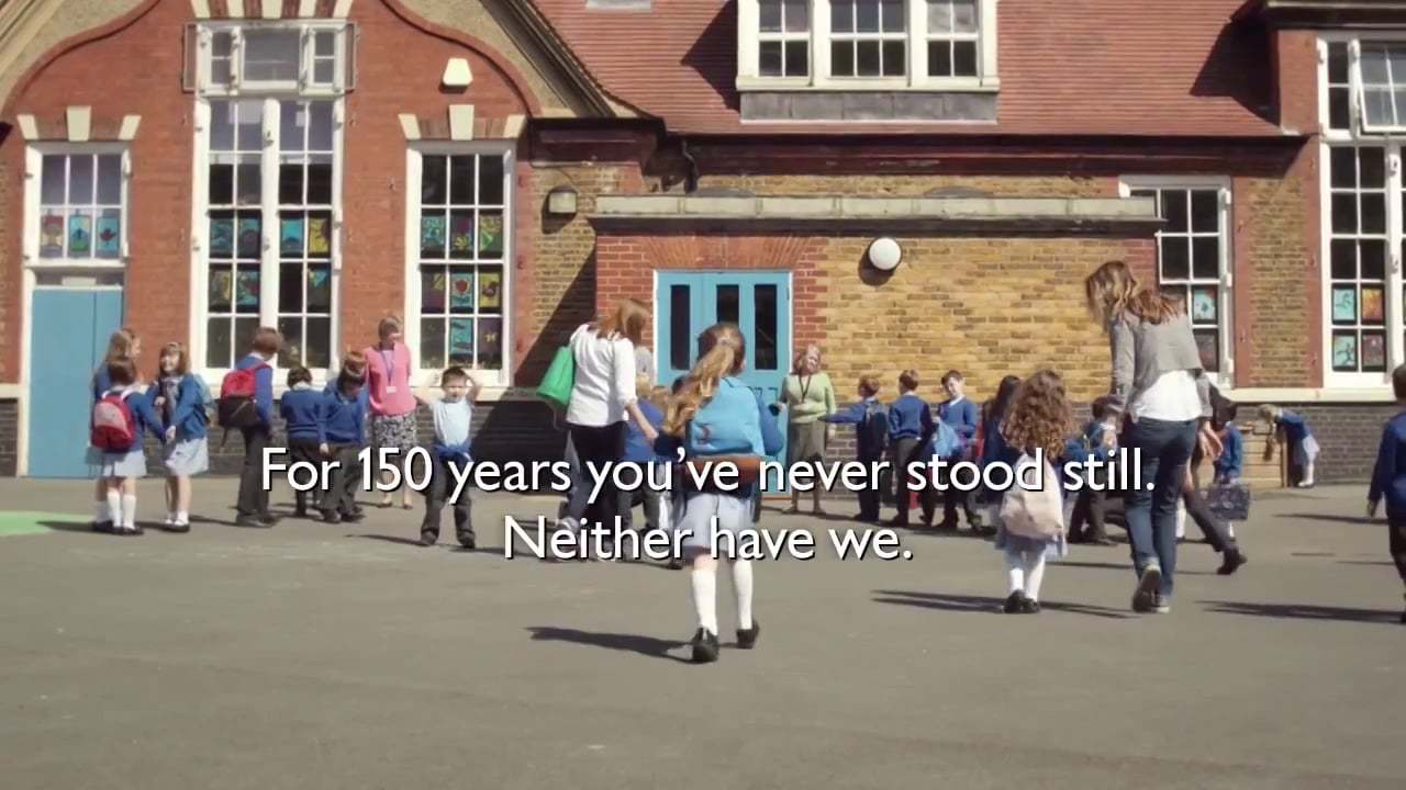 John Lewis 150th Anniversary - Never Standing Still